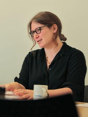 Dr Alice Pettigrew