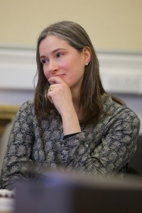 Dr Emma Aoife O'Brien