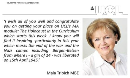 Mala Tribich, MBE