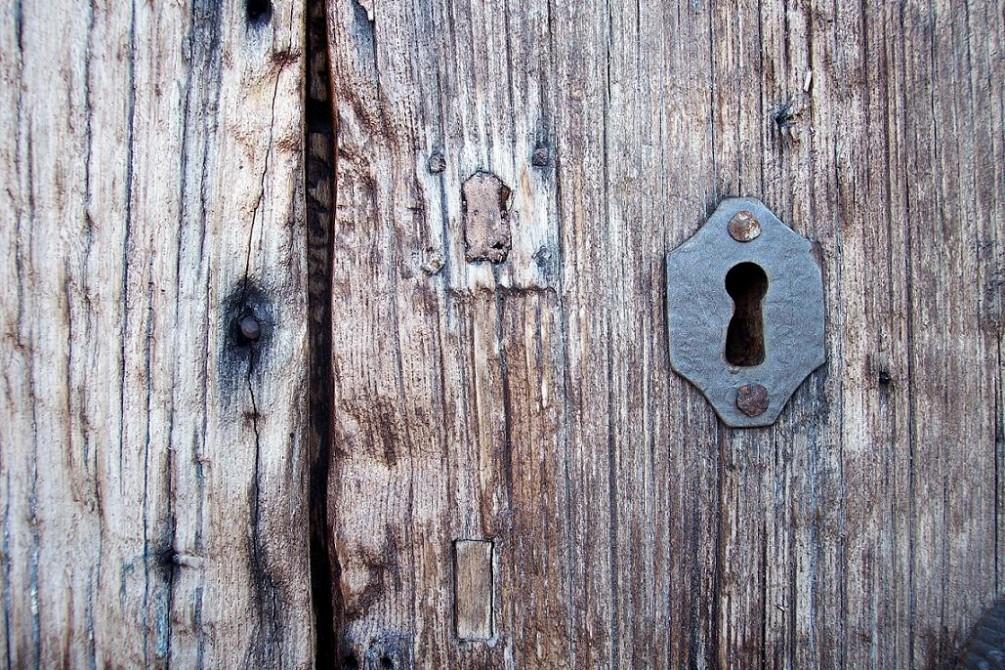 Medieval door2