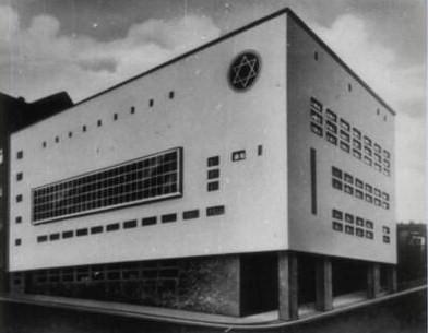 Plauen Synagogue