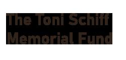 The Toni Schiff Memorial Fund