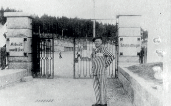 concentration camp image