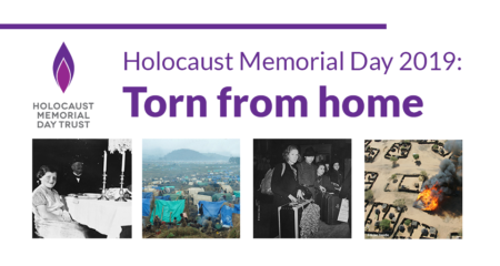 Holocaust Memorial Day 2019 image